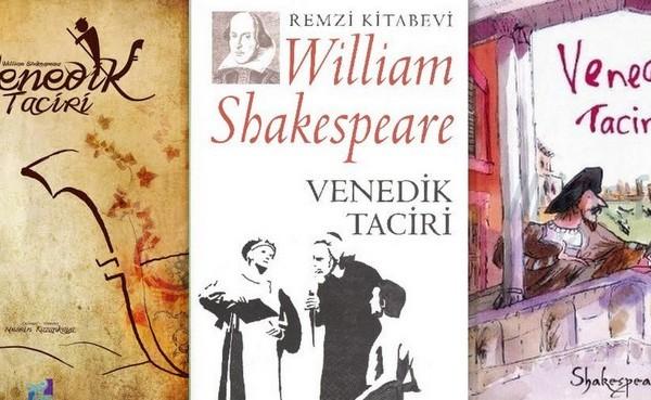 Venedik Taciri - W. Shakespeare