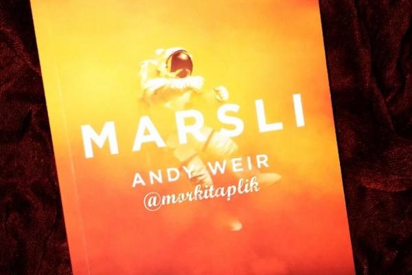 MARSLI - ANDY WEIR